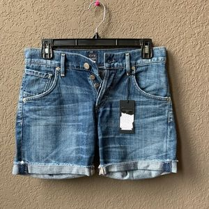 Citizen of Humanity Skylar low rise loose short